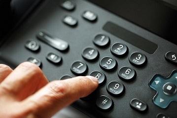 تماس تلفنی ناخواسته با خارج از کشور